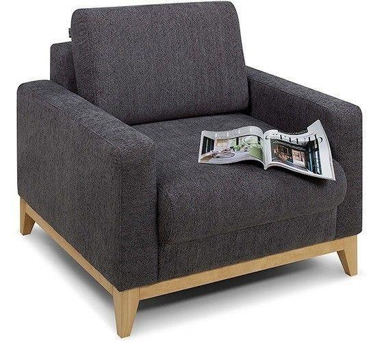 Кресло Woodcraft Гритон Milano Grey к - фото 2