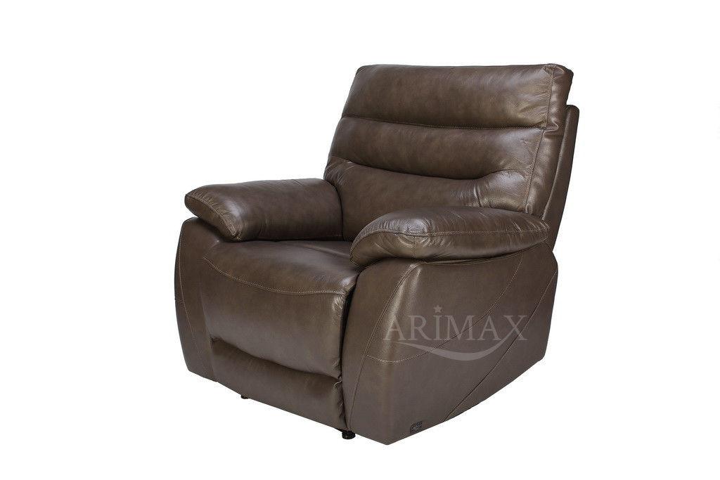Кресло Arimax Гриффин (Серая умбра) - фото 1
