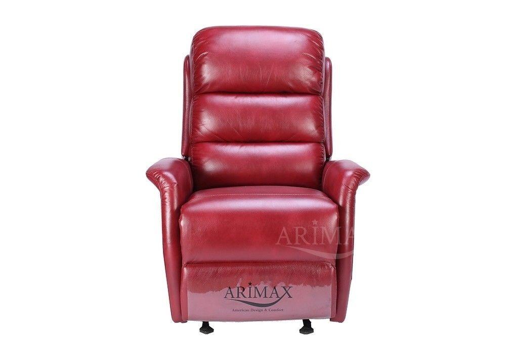 Кресло Arimax Дональд (Брусника) - фото 1