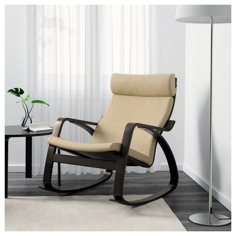 Кресло IKEA Поэнг 092.817.03 - фото 2