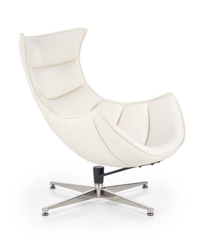 Кресло Halmar LUXOR (белый) V-CH-LUXOR-FOT-BIALY - фото 2