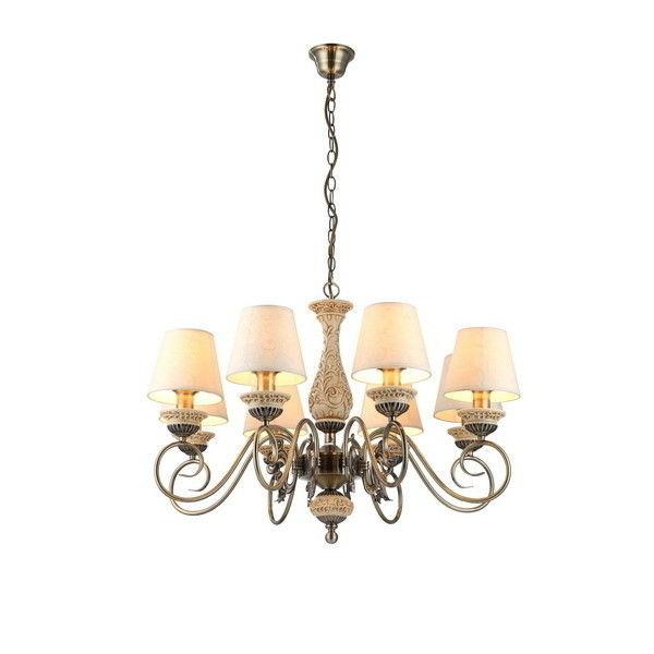 Светильник Arte Lamp IVORY A9070LM-8AB - фото 1