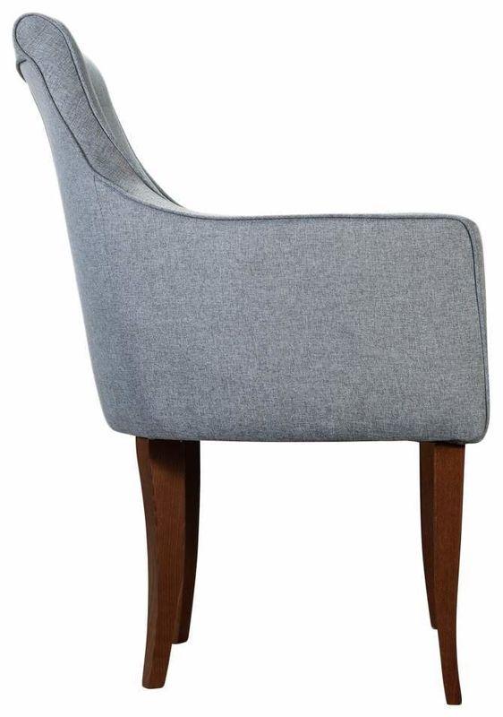 Кресло R-Home Чикаго RST_4000611_Gray, серый - фото 3