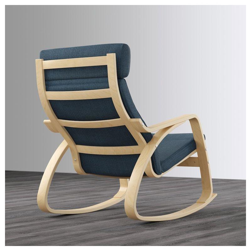 Кресло IKEA Поэнг 492.515.39 - фото 3