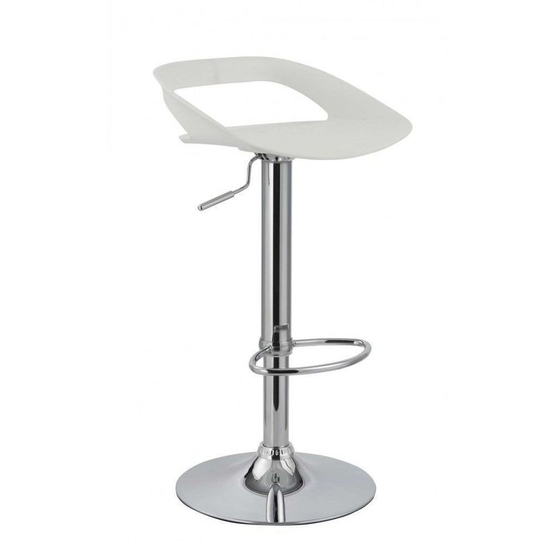 Барный стул Halmar H-61 (белый) - фото 1