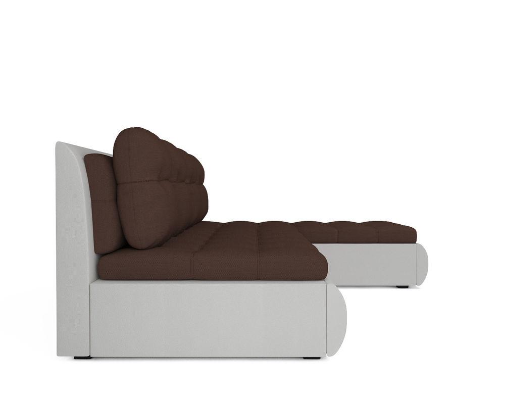 Диван Мебель-АРС Кормак (рогожка шоколад) - фото 3
