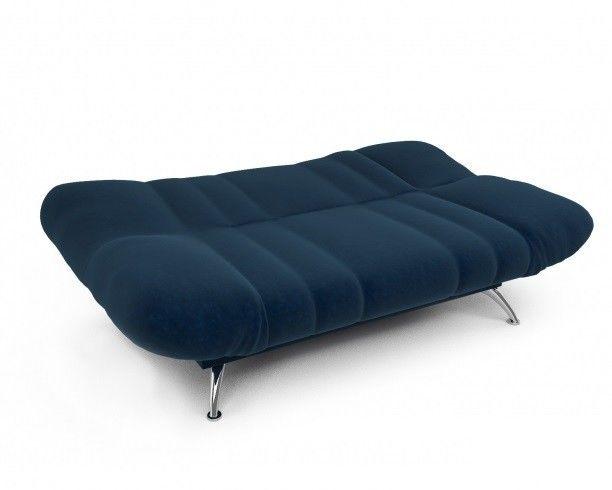 Диван Мебель-АРС Гольф Luna 034 темно-синий - фото 5