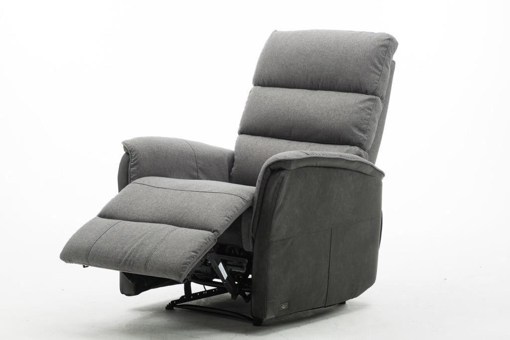 Кресло Arimax Dr Max DM05002 (Уголь) - фото 5