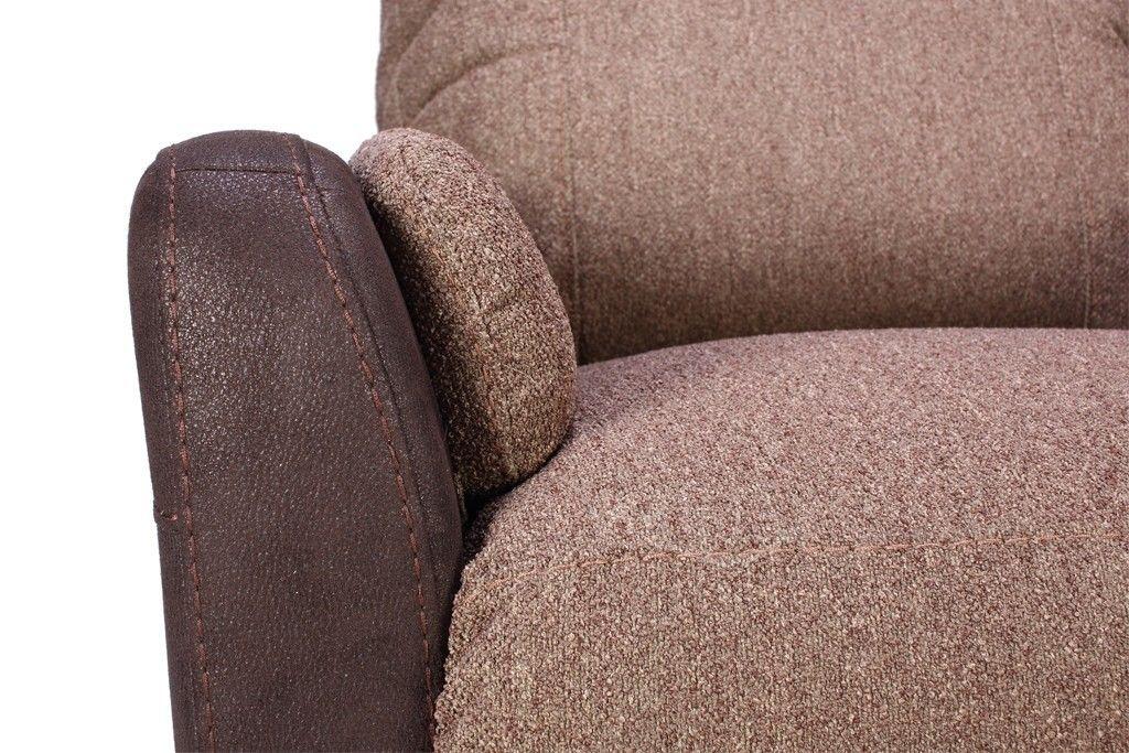 Кресло Arimax Мюррей (Шоколадная крошка/Пралине) - фото 8