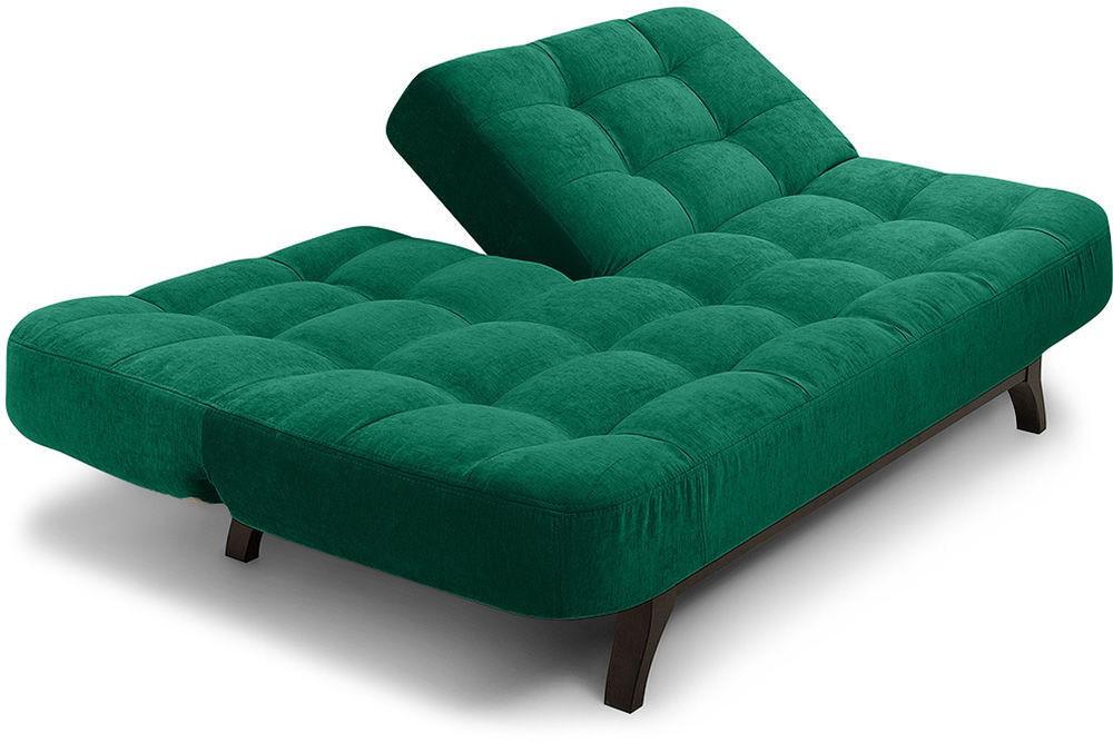 Диван Woodcraft Бонс Velvet Emerald прямой - фото 5