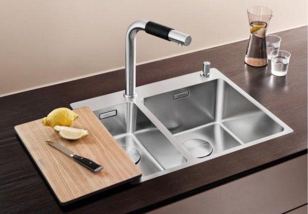 Мойка для кухни Blanco Andano 340/180-IF/A (522996) - фото 1