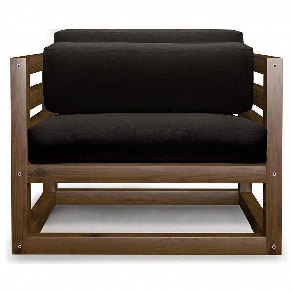 Кресло Anderson Магнус AND_125set488, черный - фото 1