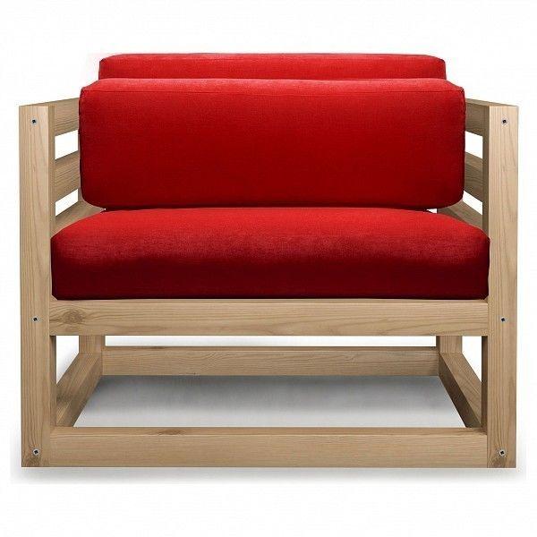 Кресло Anderson Магнус AND_125set453, красный - фото 1