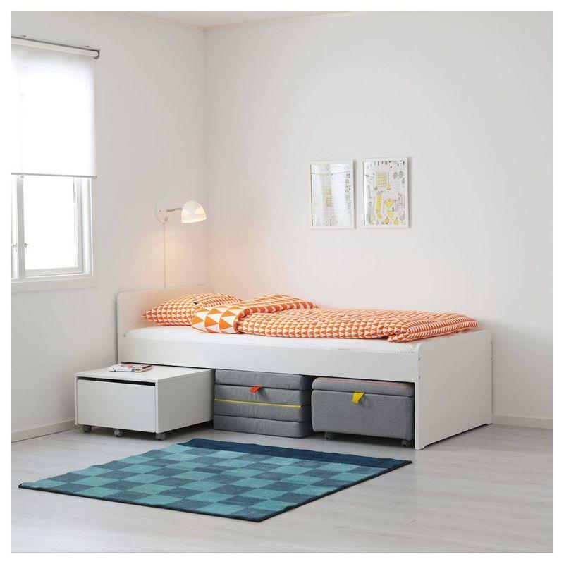 Пуфик IKEA Слэкт 203.629.67 - фото 3