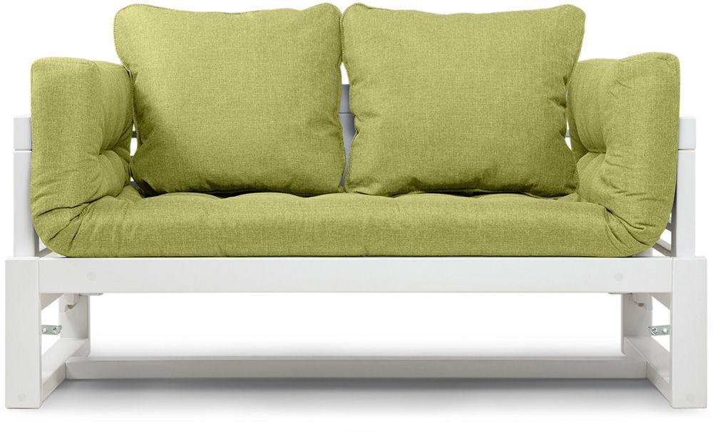 Диван Woodcraft Балтик Textile Кушетка Lime - фото 3