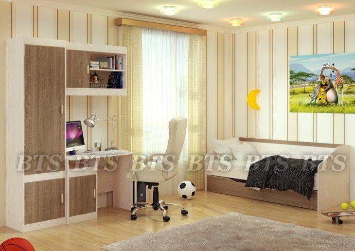 Детская комната BTS Паскаль - фото 2
