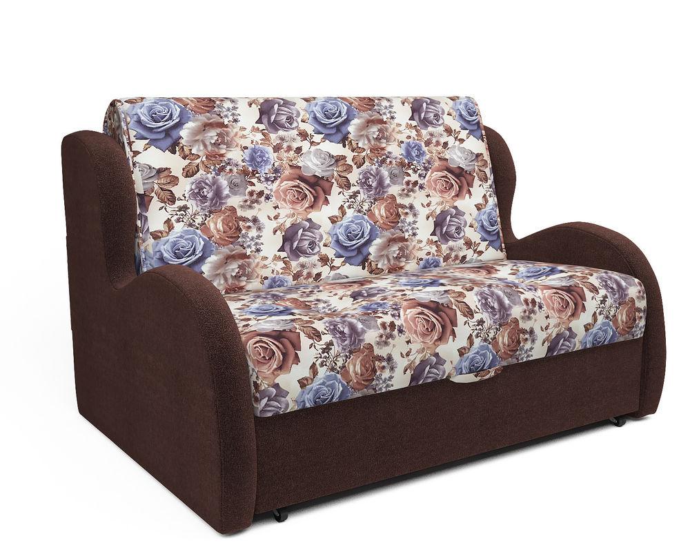 Диван Мебель-АРС Атлант — Цветы (120х195) - фото 1