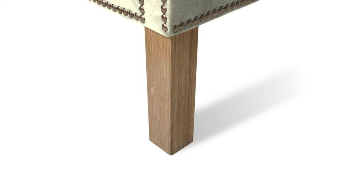 Кресло WOWIN Голден (Кремовый велюр) - фото 8