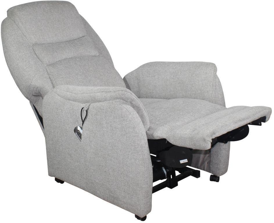 Кресло Arimax Dr Max DM01001 (Светло-серый) - фото 6