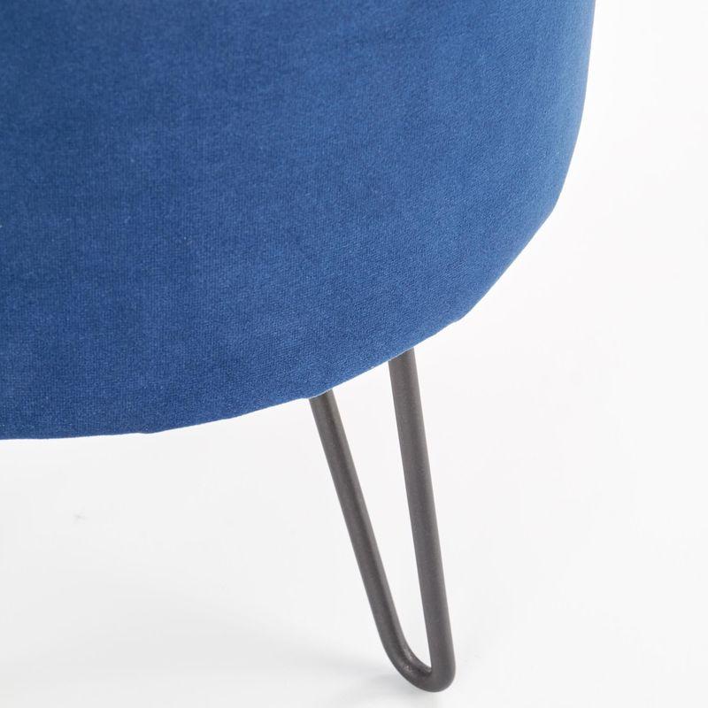 Пуфик Halmar KHEOPS (темно-синий) V-CH-KHEOPS-PUFA-GRANATOWY - фото 3