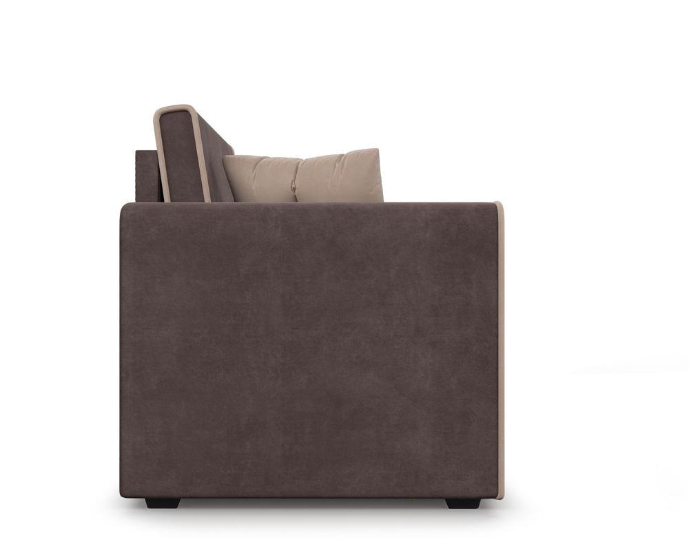 Кресло Мебель-АРС Санта (кордрой коричневый) - фото 4