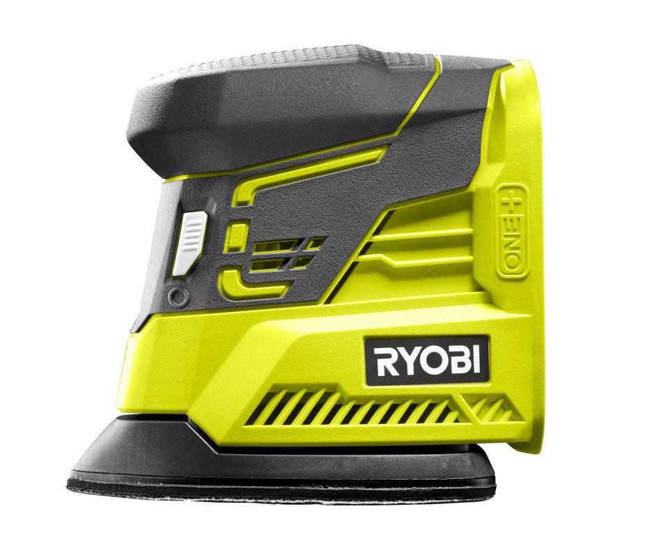 Шлифовальная машина RYOBI R18PS-0 - фото 3