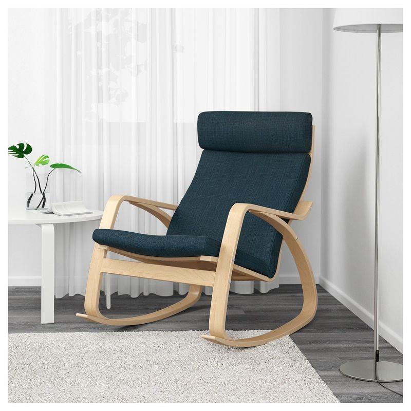 Кресло IKEA Поэнг 492.515.39 - фото 2