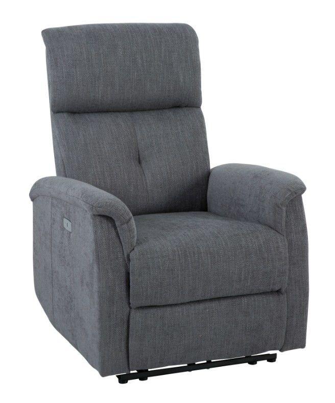 Кресло Arimax Dr Max DM02004 (Серый) - фото 2