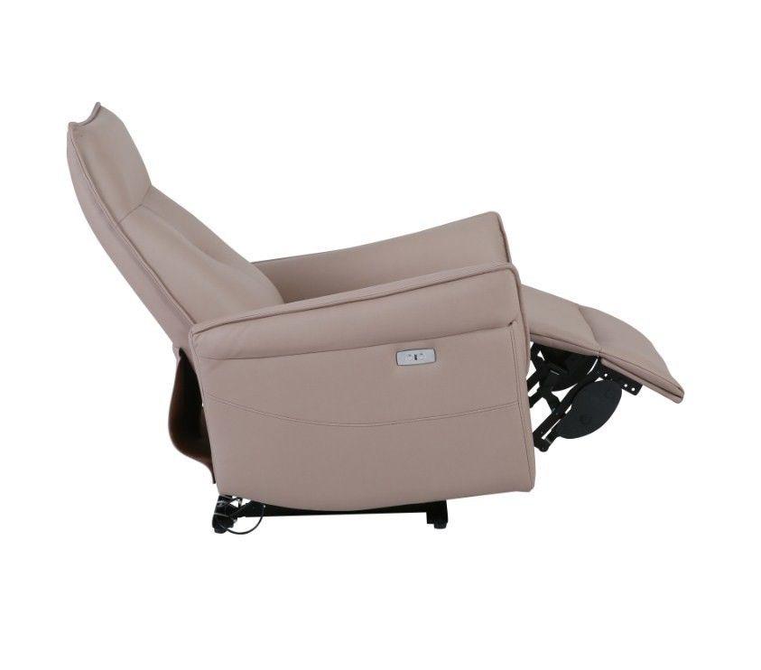 Кресло Arimax Dr Max DM02003 (Теплый серый) - фото 3
