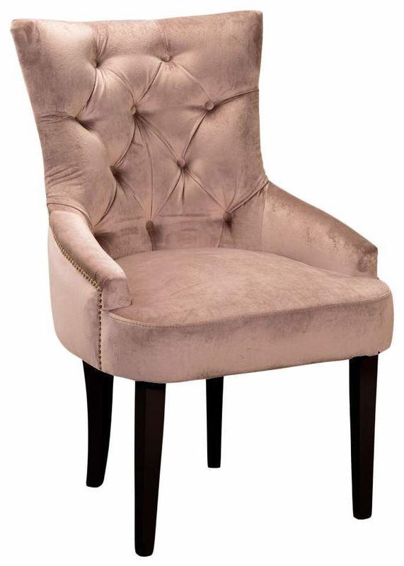 Кресло R-Home Шарлотт RST_400082_silver, бежевый - фото 2