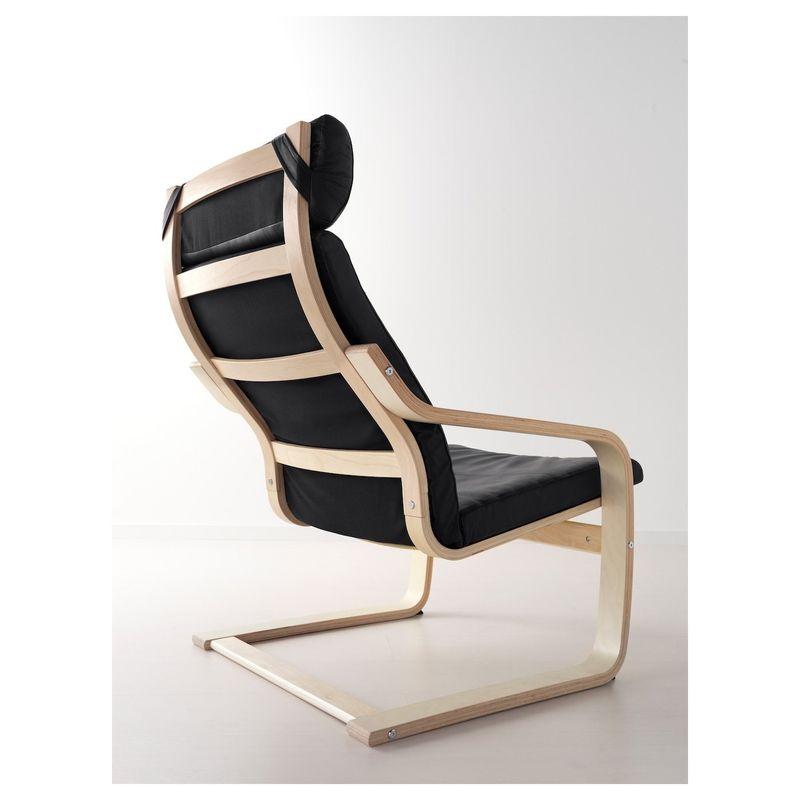 Кресло IKEA Поэнг 192.515.88 - фото 3