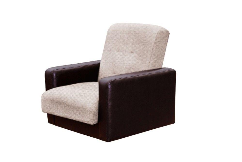 Кресло Квартет Лондон Комби (82x88x90) - фото 5