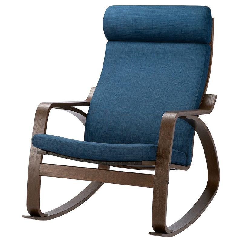 Кресло IKEA Поэнг 093.028.28 - фото 1