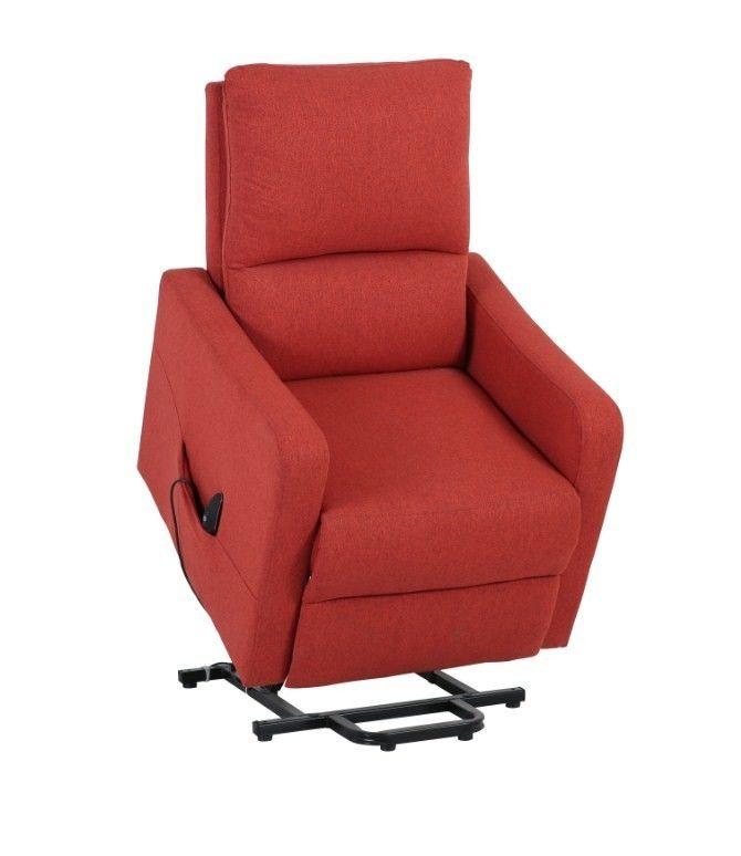 Кресло Arimax Dr Max DM02006 (Кирпичный) - фото 5