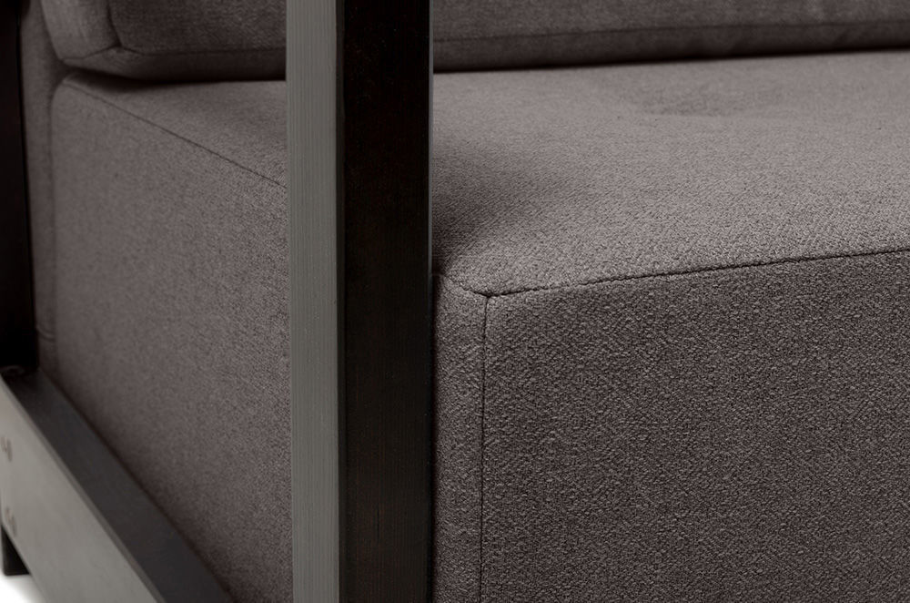 Диван Woodcraft Осхен Textile Latte - фото 9
