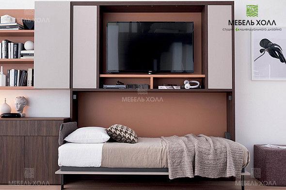 Мебель-трансформер Мебель Холл Лакони - фото 1