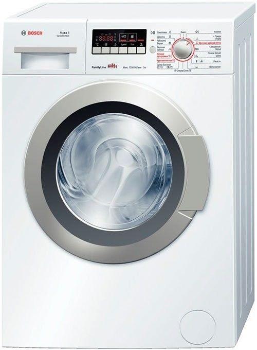 Стиральная машина Bosch WLG2426FOE - фото 1