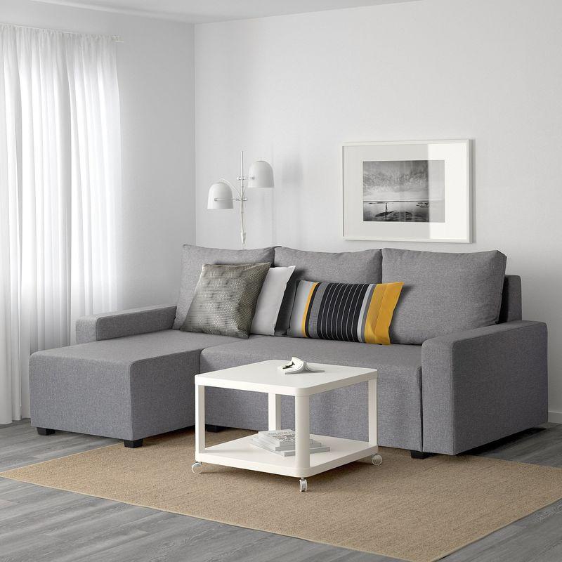Диван IKEA Гиммарп светло-серый [304.489.04] - фото 2