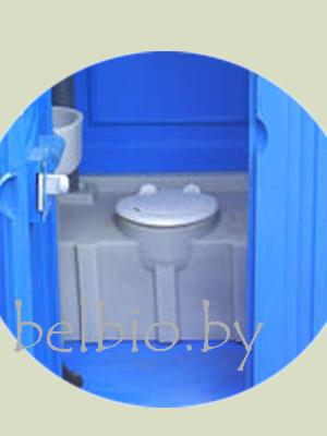 БелБиоХаус Бак для уличного биотуалета 280 л - фото 1