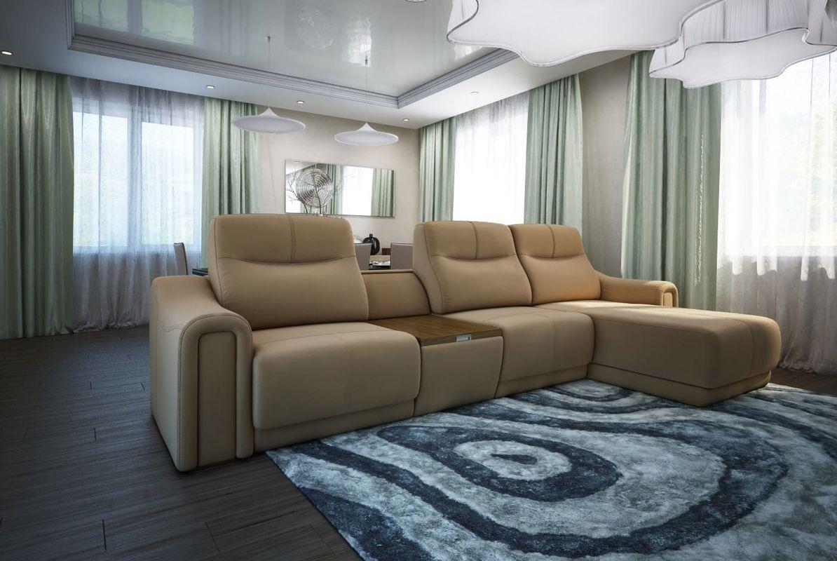 Элитная мягкая мебель mobel&zeit Douglas - фото 4