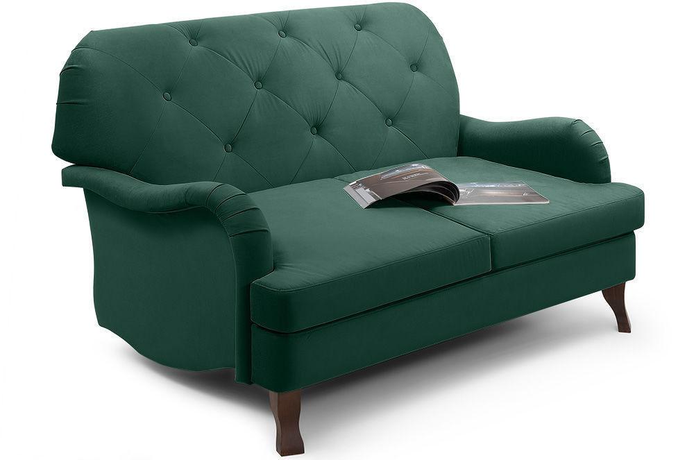 Диван Woodcraft Сириус Emerald (прямой) - фото 2