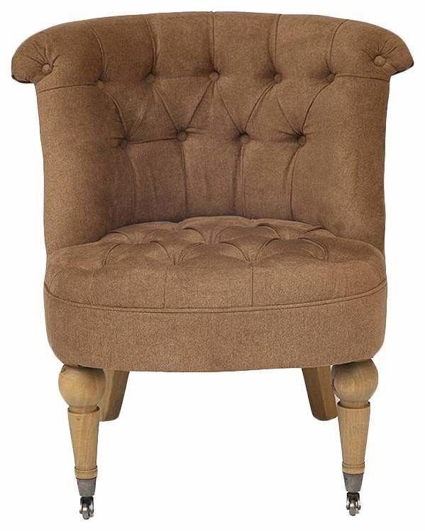 Кресло TetChair Secret De Maison Bunny (mod.CC1202) TET_10959, коричневый - фото 1