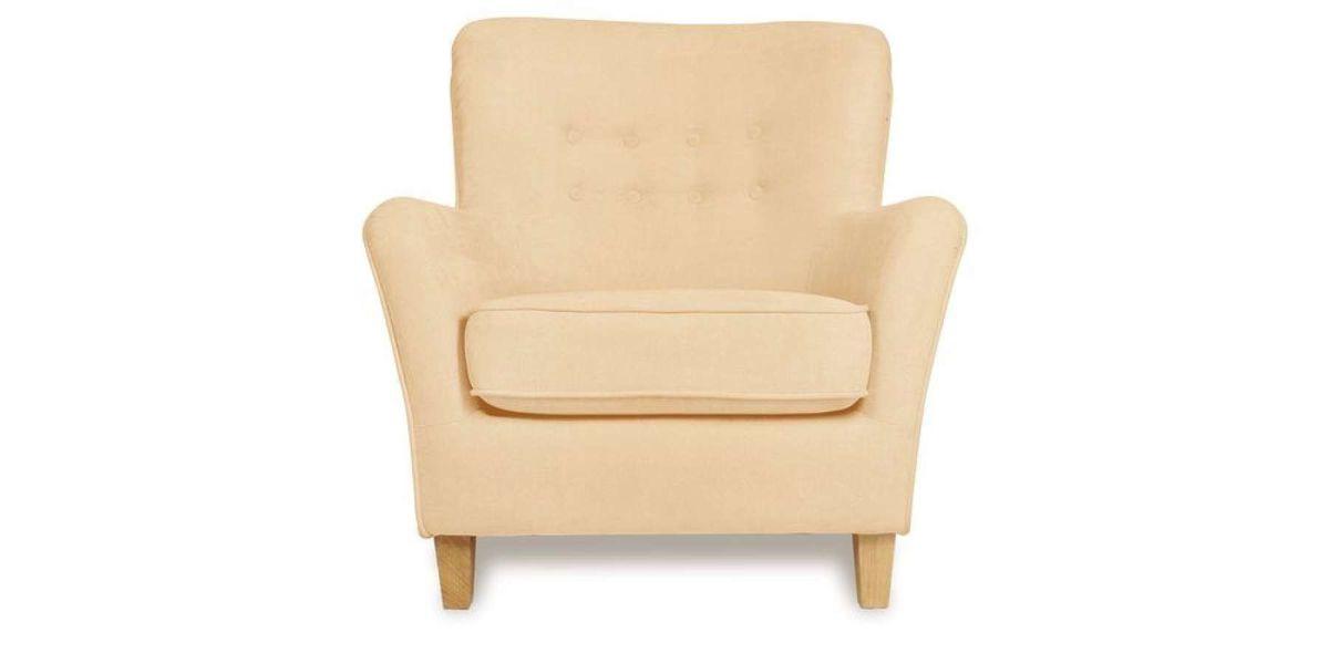 Кресло WOWIN Нуар (Дымчато-розовая микророгожка) - фото 2