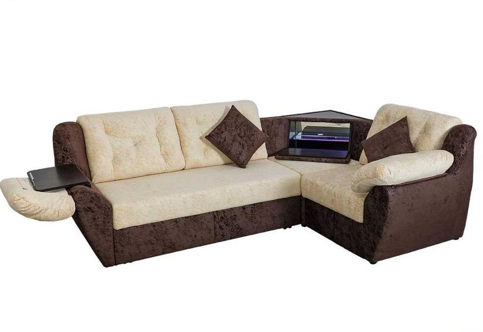 Диван Апогей-Мебель Вегас 2 (угловой) - фото 2