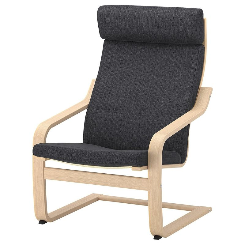 Кресло IKEA Поэнг 792.867.64 - фото 1