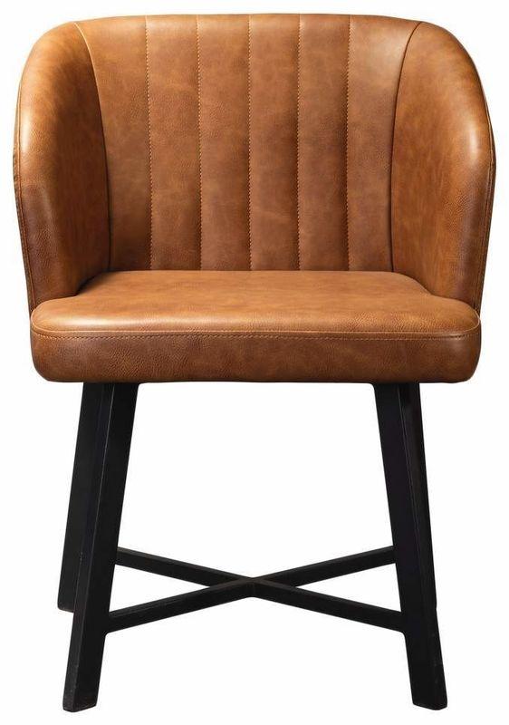 Кресло R-Home Loft RST_410128h_brown, коричневый - фото 1