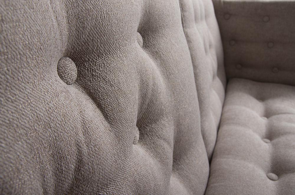 Диван Woodcraft Айверс Textile Beige (прямой) - фото 11