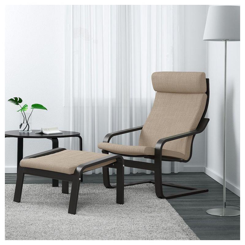 Кресло IKEA Поэнг 992.514.95 - фото 2