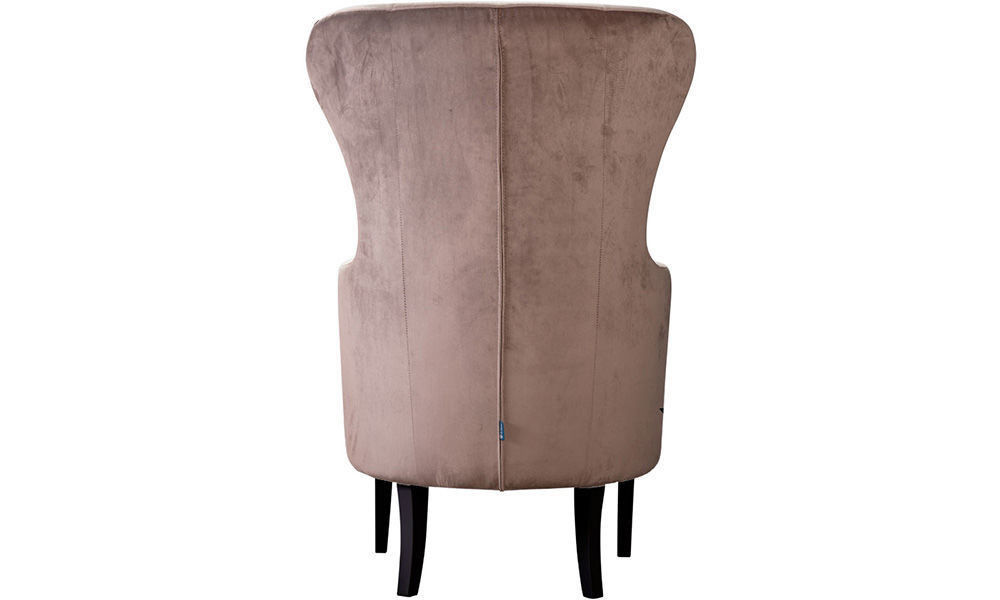 Кресло Woodcraft Хилтон Velvet Taupe - фото 4