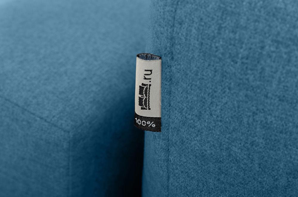 Диван Woodcraft Орнен Sherst Blue - фото 10